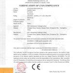 K&Y CE Certification