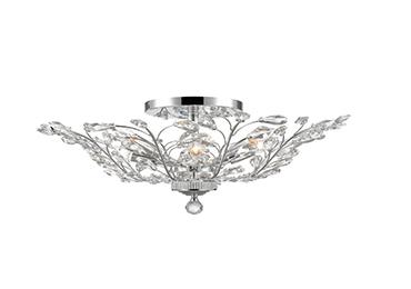 K&Y Crystal Ceiling Lamp