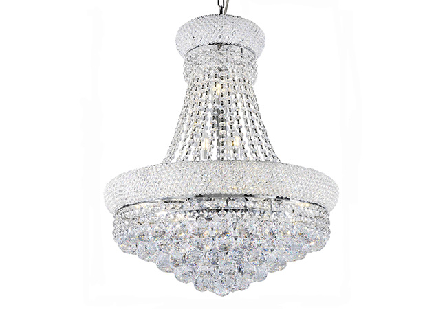 Luxury traditional crystal Pendant Lamp-KYY3014