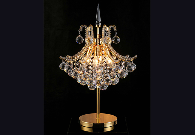 Luxury Crystal Table Lamp-KY8040TL