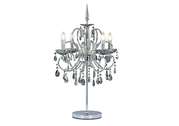 K&Y Crystal Table Lamp