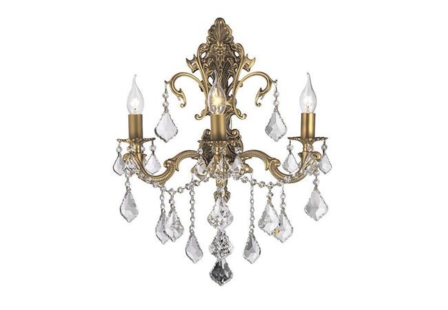 Antique Crystal Wall lamp- KYY1003B43