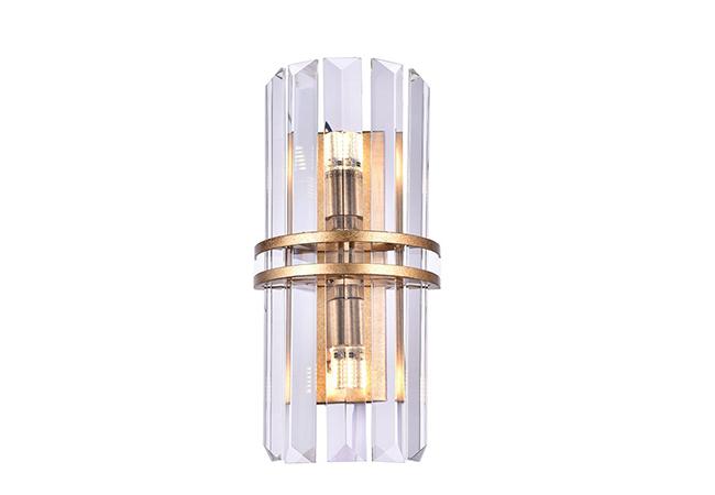 Elegant Crystal Wall lamp-KYY3960-W
