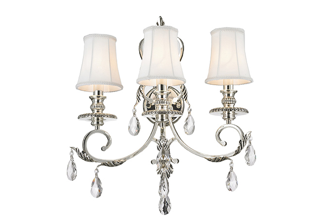 Antique Wall lamp-KYY7001W -3L