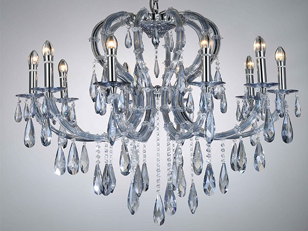 Blue Maria Theresa Chandelier-KY120655