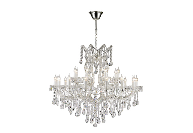 Maria Theresa Traditional Crystal Chandelier-KYY5020