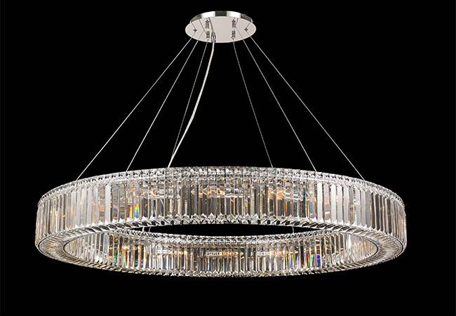 Modern Crystal Custom Lighting-KY Y3303C120