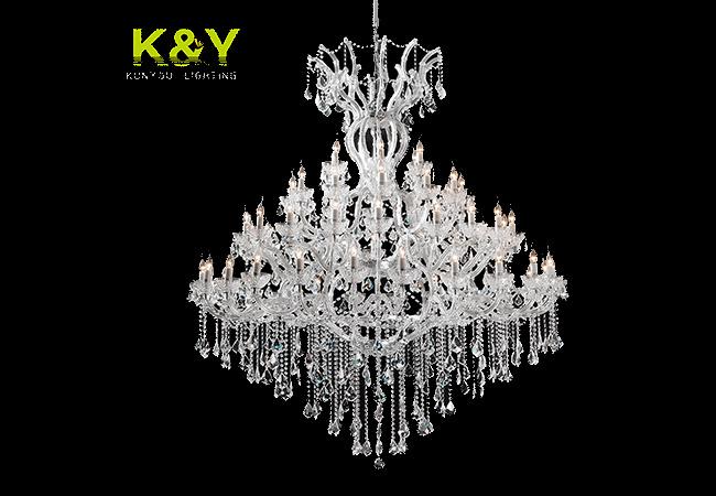 Custom Maria Theresa Crystal Lighting- KY42001
