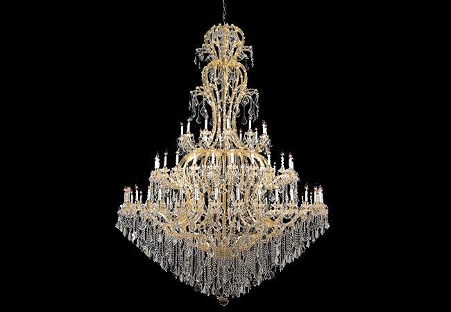 Custom Maria Theresa Crystal Lighting -KYY5025
