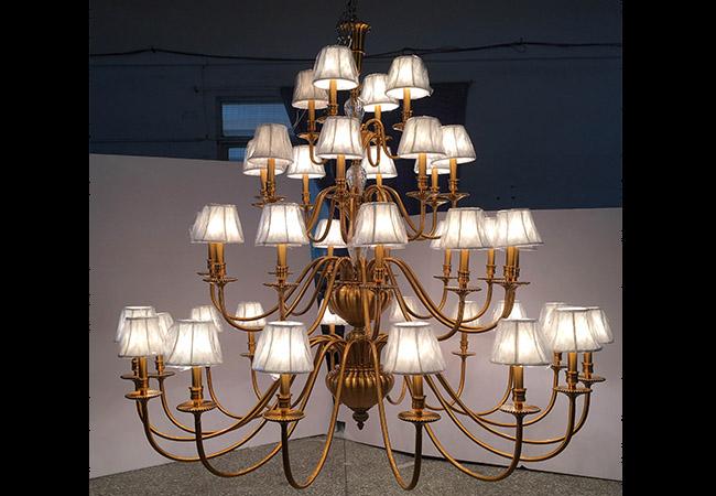Antique Custom Lighting-KYY7015