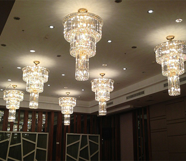 K&Y Lighting Custom Lighting For Hotel Projects