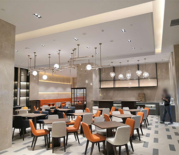 K&Y Projects for Restaurants