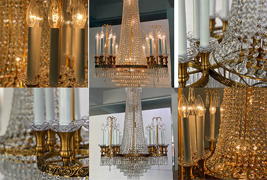 K&Y Chandelier Products