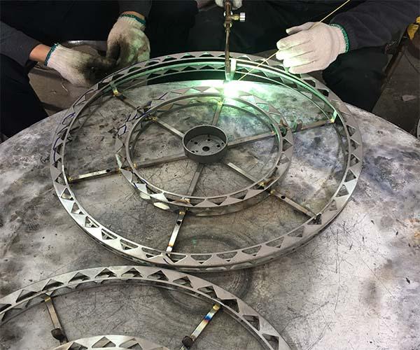 K&Y Lighting Metal Manufacturing