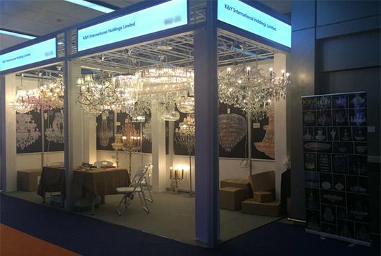 K&Y Lighting Exhibition 1