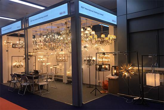 K&Y Lighting Exhibition 2