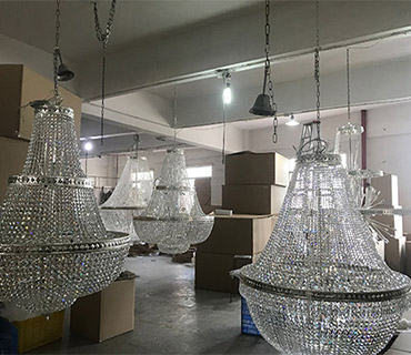 K&Y Custom Lighting For Hotel Projects