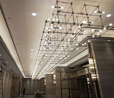 hotel lighting-custom lighting