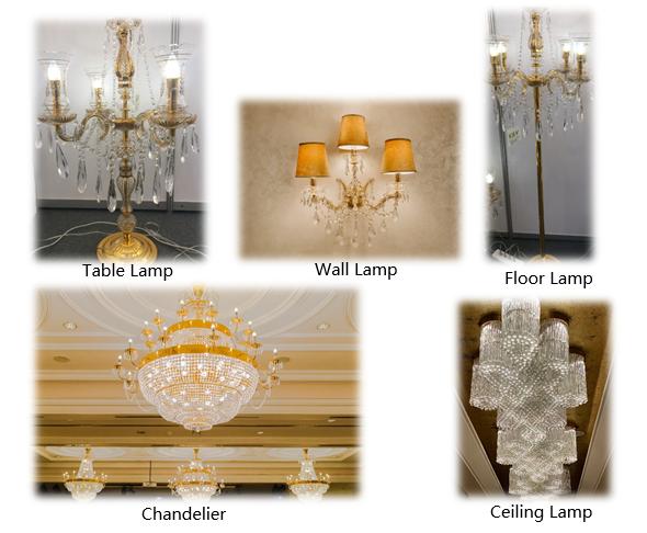 Custom Lighting Projects