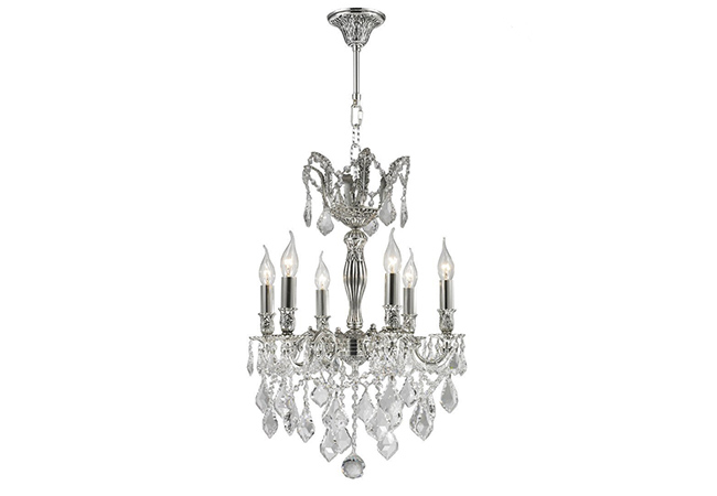 Modern Wrought Iron Chandelier- KY Y1020C