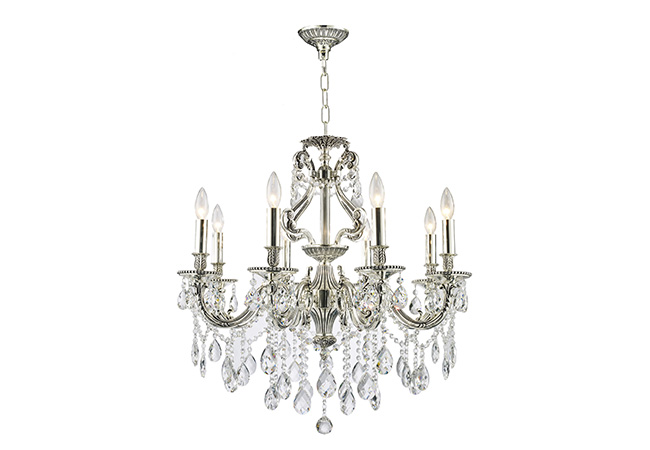 New Design Wrought Iron Chandelier- KY Y1202C