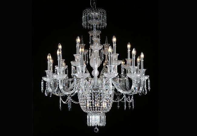 Luxury Glass Chandelier - KY Y4083C100