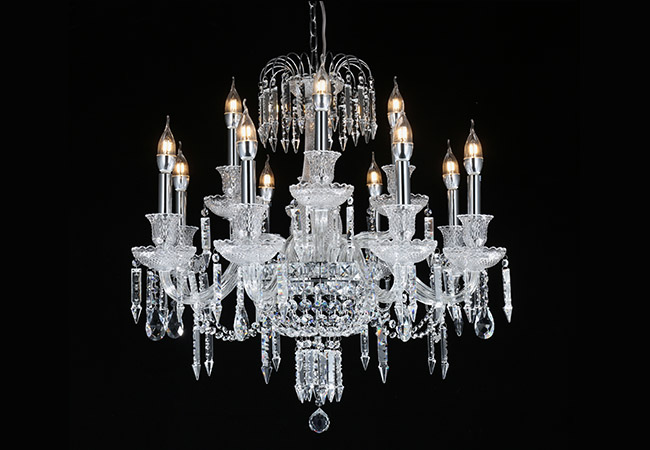 Luxury Glass Chandelier - KY Y4083C70