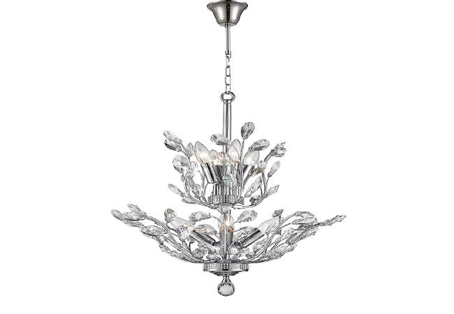 Elegant Crystal Chandelier-KY Y6015C53