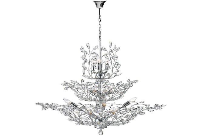 Elegant Crystal Chandelier-KY Y6016C104