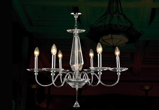 Elegant Modern Chandelier- KY Y6173C