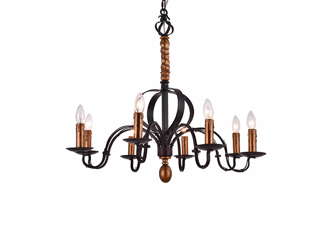 Simple Design Antique Chandelier- KY Y6954