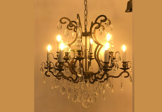 Crystal Antique Chandelier- KY Y6961
