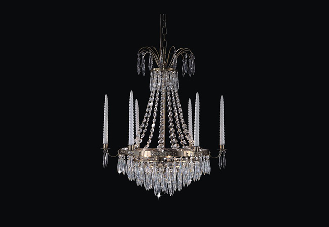 Gold Antique Chandelier - KY001