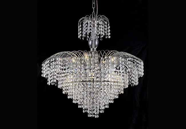 Modern Crystal Chandelier- KY1008P