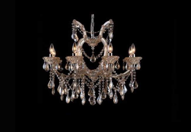 Classical Maria Theresa Chandelier KY10221-8L
