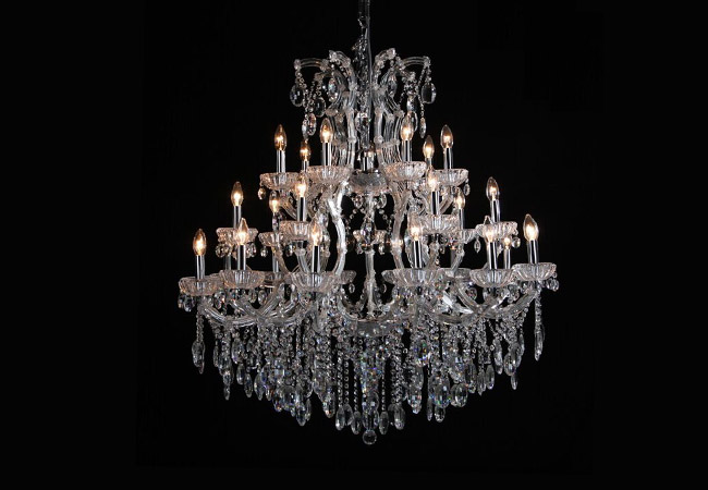 Maria Theresa Crystal Chandelier KY2049-28L