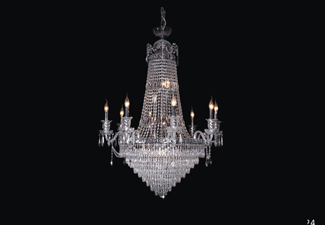 Antique Crystal Chandelier- KY23275