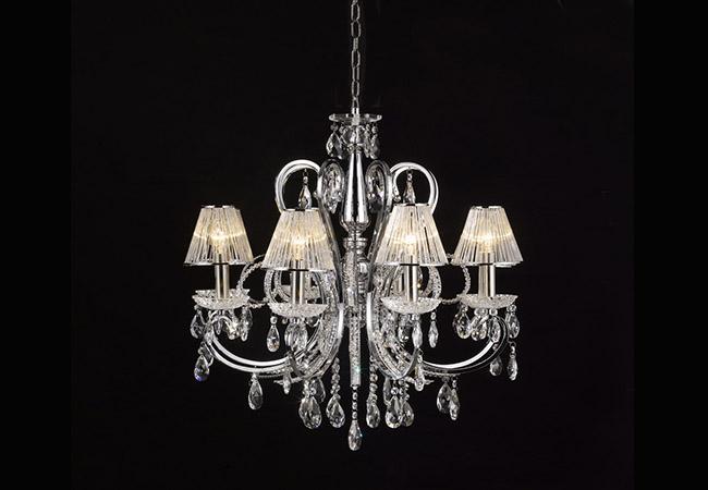 Elegant Crystal Chandelier- KY8201-C