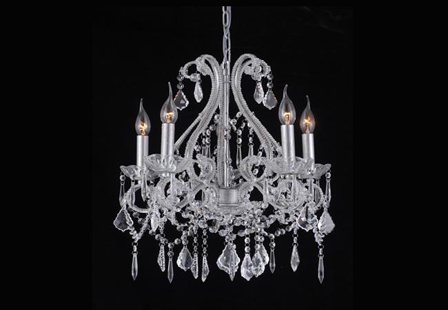Antique Crystal Chandelier- KYA25-5L