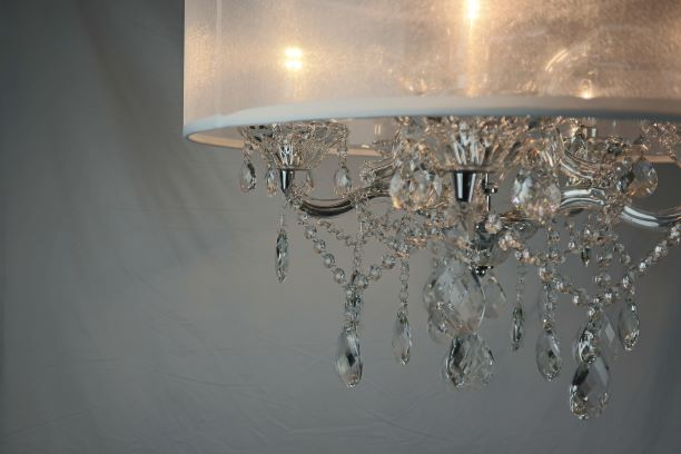 Maria Theresa Crystal Chandelier detail-1