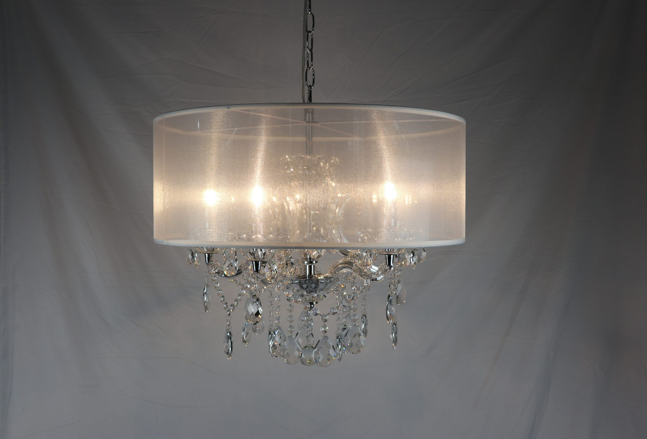 Maria Theresa Crystal Chandelier detail (2)