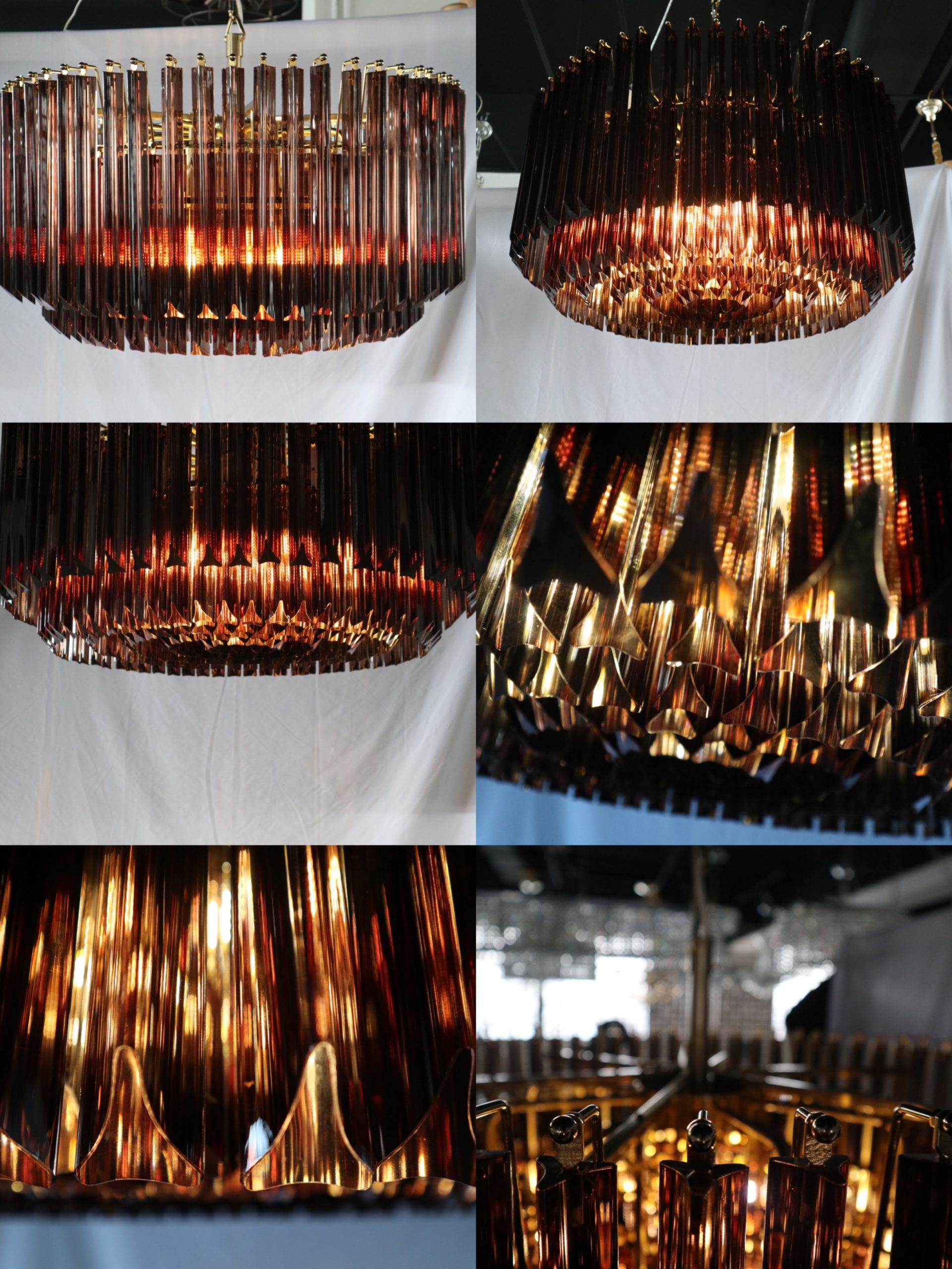 small size custom lighting