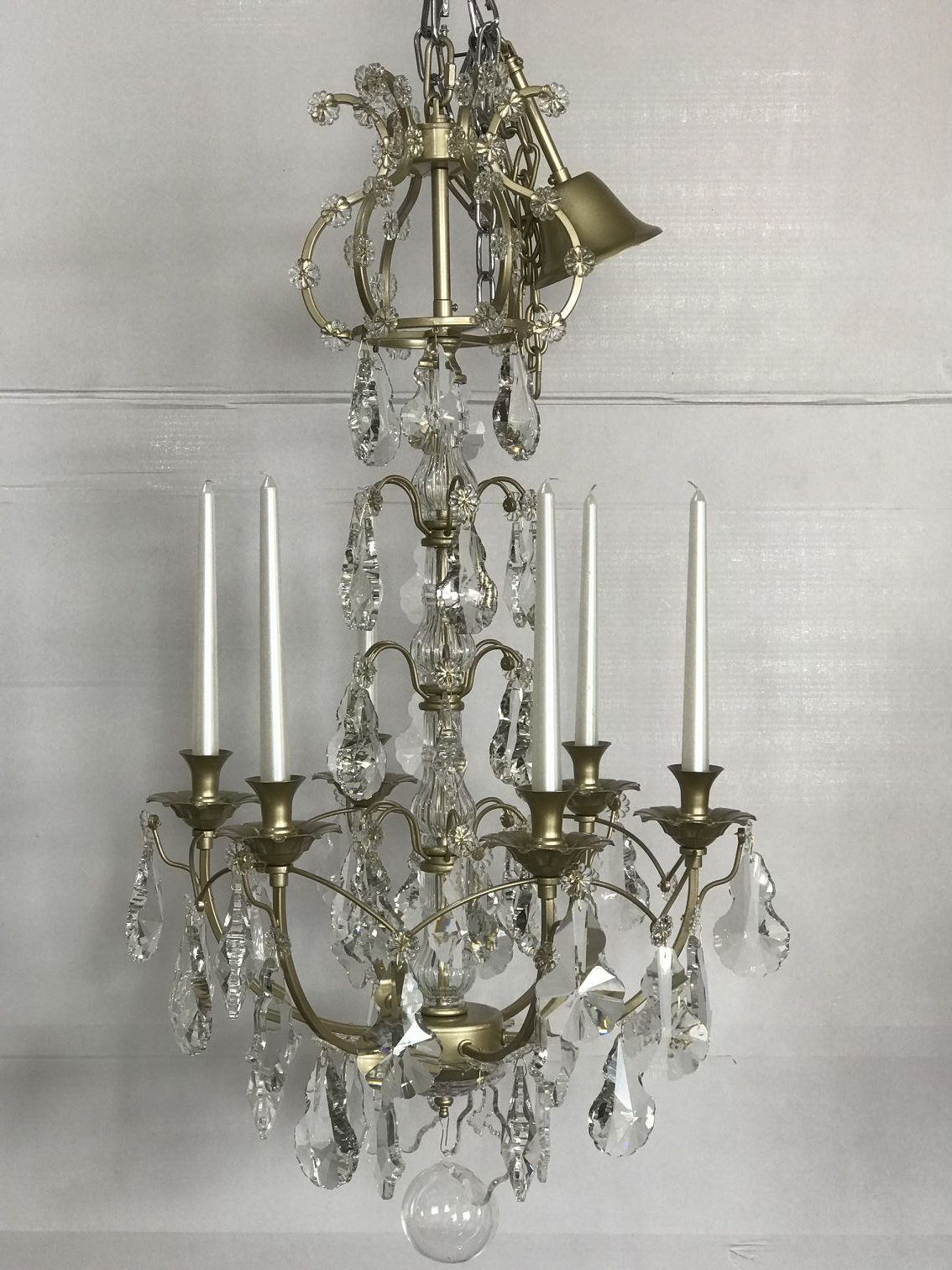 antique chandelier-1