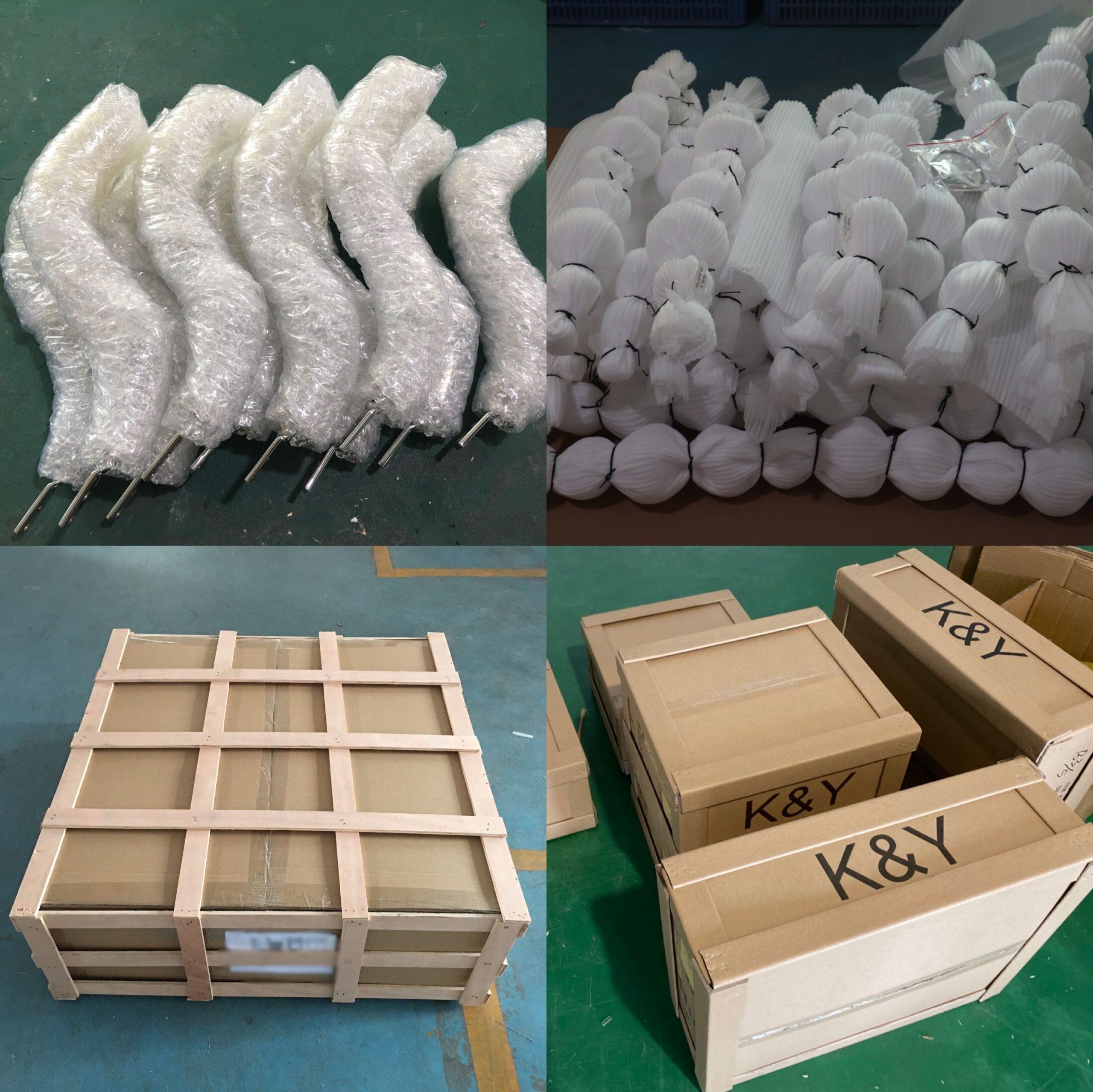 chandelier packaging