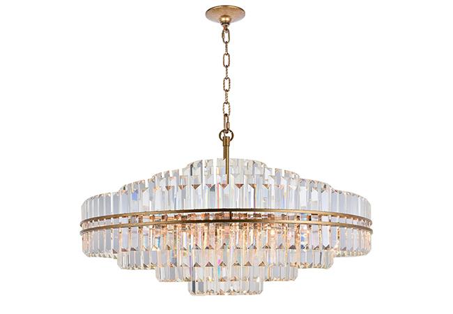 Luxury Glass Custom Lighting-KYY3950