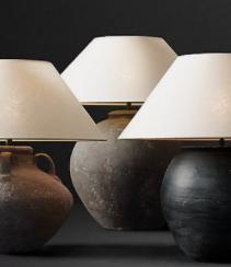 custom lighting ceramic
