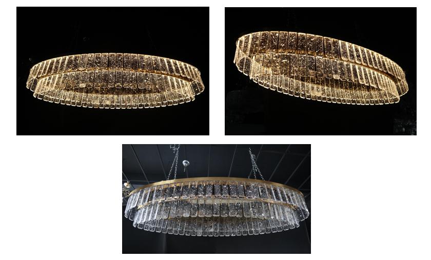 luxury custom lighting