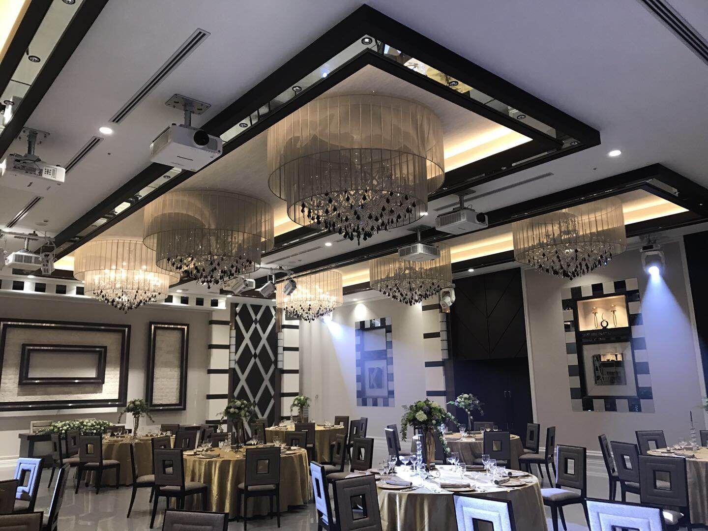 Custom Lighting for Restaurant