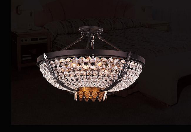 Industrial Vintage Ceiling Light - KY Y1106B60