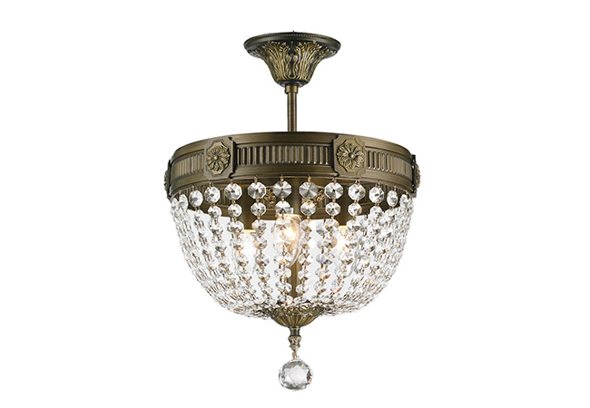 Small Antique Ceiling Light - KY Y1301